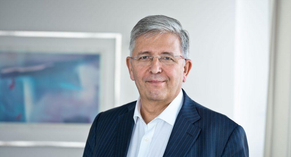 Portrait von Dr. Hans Christian Blum